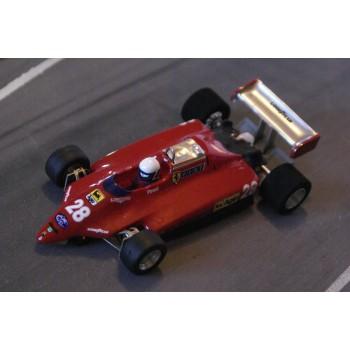 Ferrari C2 Lexan RTR Didier Pironi