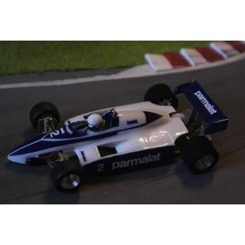 Brabham BT50 1982 Riccardio Patrese