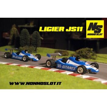 Ligier JS11 N.26 J. Icks