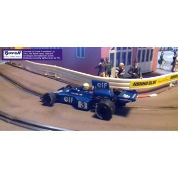 Tyrrell 007 Jody Scheckter 1974