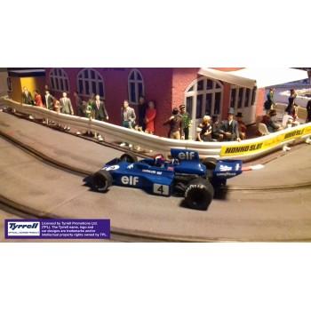 Tyrrell 007 Patrick Depailler 1974
