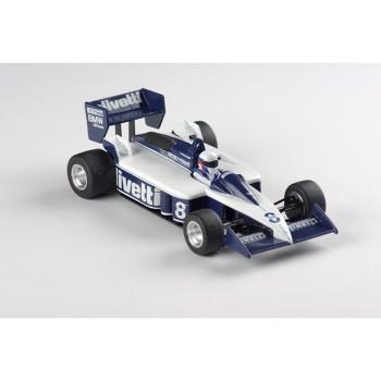 Brabham BT55 Elio De Angelis
