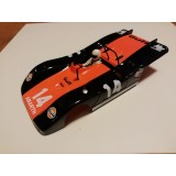 Fiat ABARTH 2000 Black & Orange Body