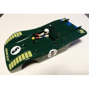 Fiat ABARTH 2000 Green Body
