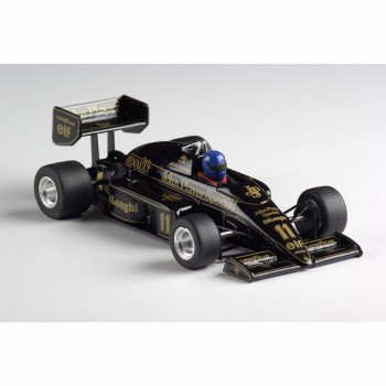 Lotus 98T Johnny Dumfries