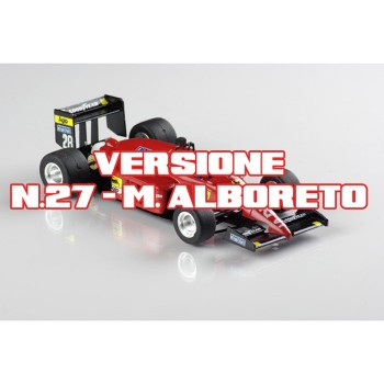 Ferrari 187 Michele Alboreto
