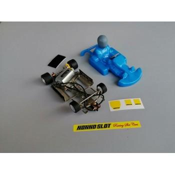 Nonno Kart light blue kit
