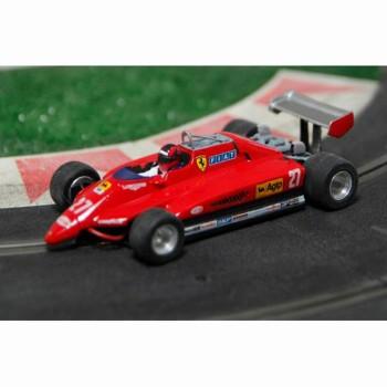 Ferrari 126 C2 Gilles Villeneuve