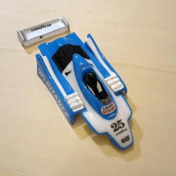 Lexan Body Ligier Ickx