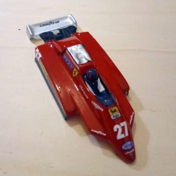 Lexan Body Ferrari Villeneuve