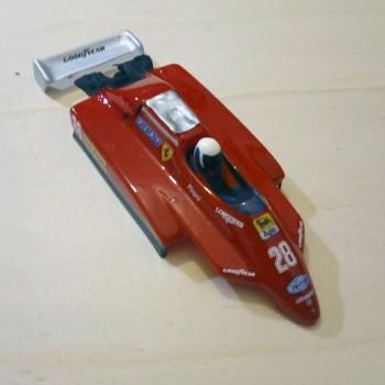 Lexan Body Ferrari Pironi