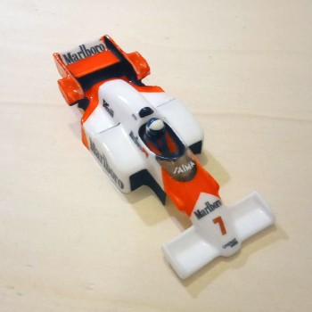Lexan Body McLaren Prost