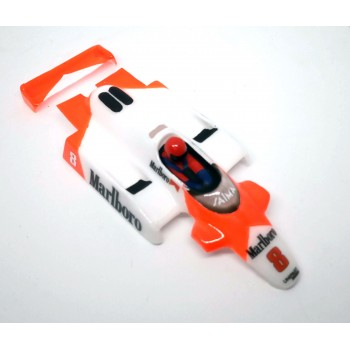 Lexan Body McLaren Lauda